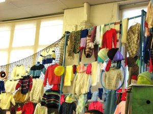 Morley - Clothes Display