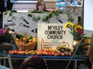 Morley - Fruit Display
