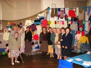 Morley - Happy Knitters